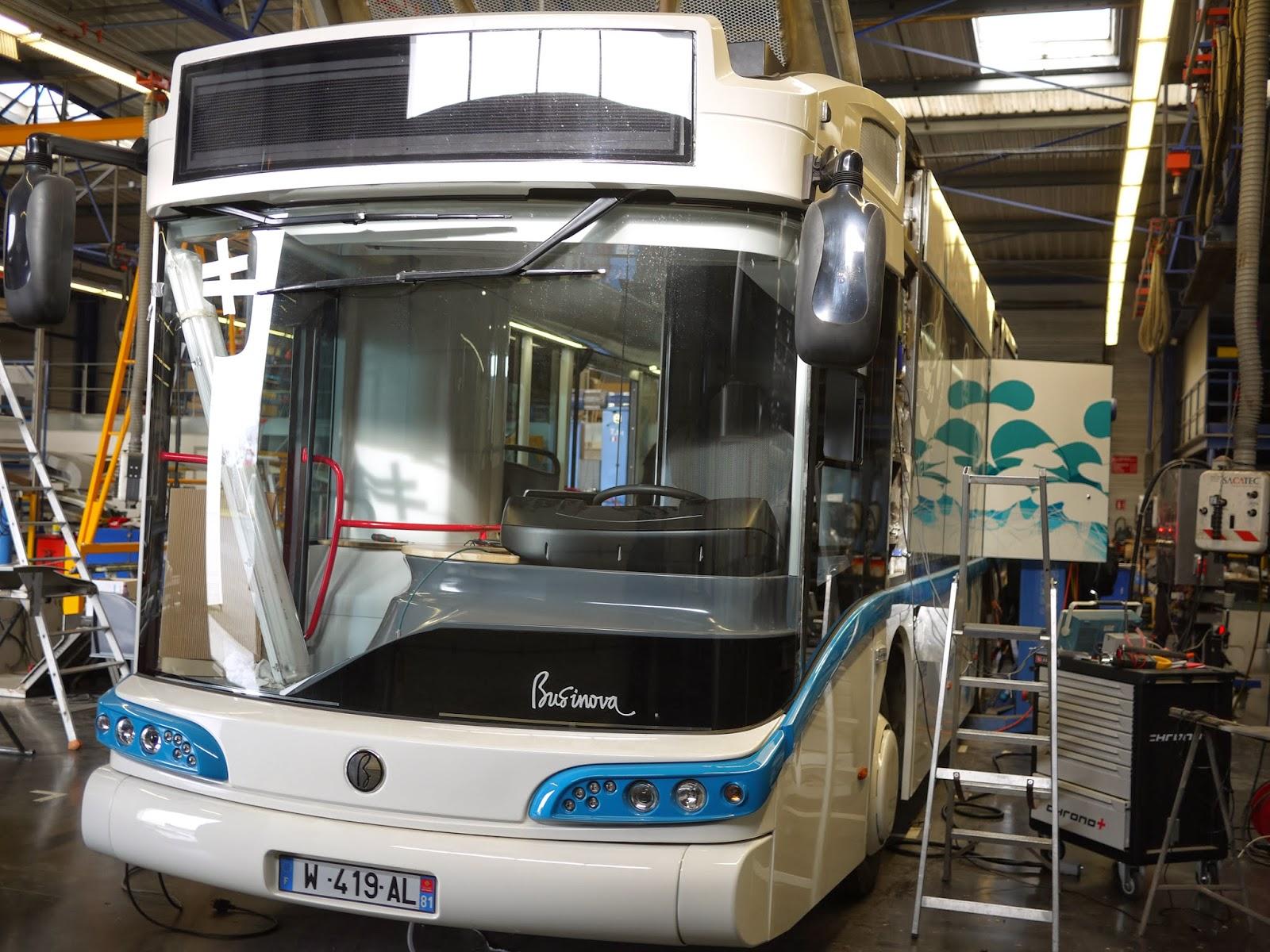 bus Inova Safra Albi