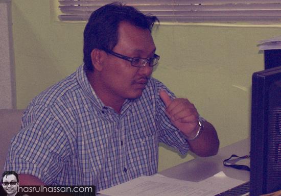 Jiwa Kental Seorang Blogger