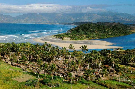 South East of Madagascar