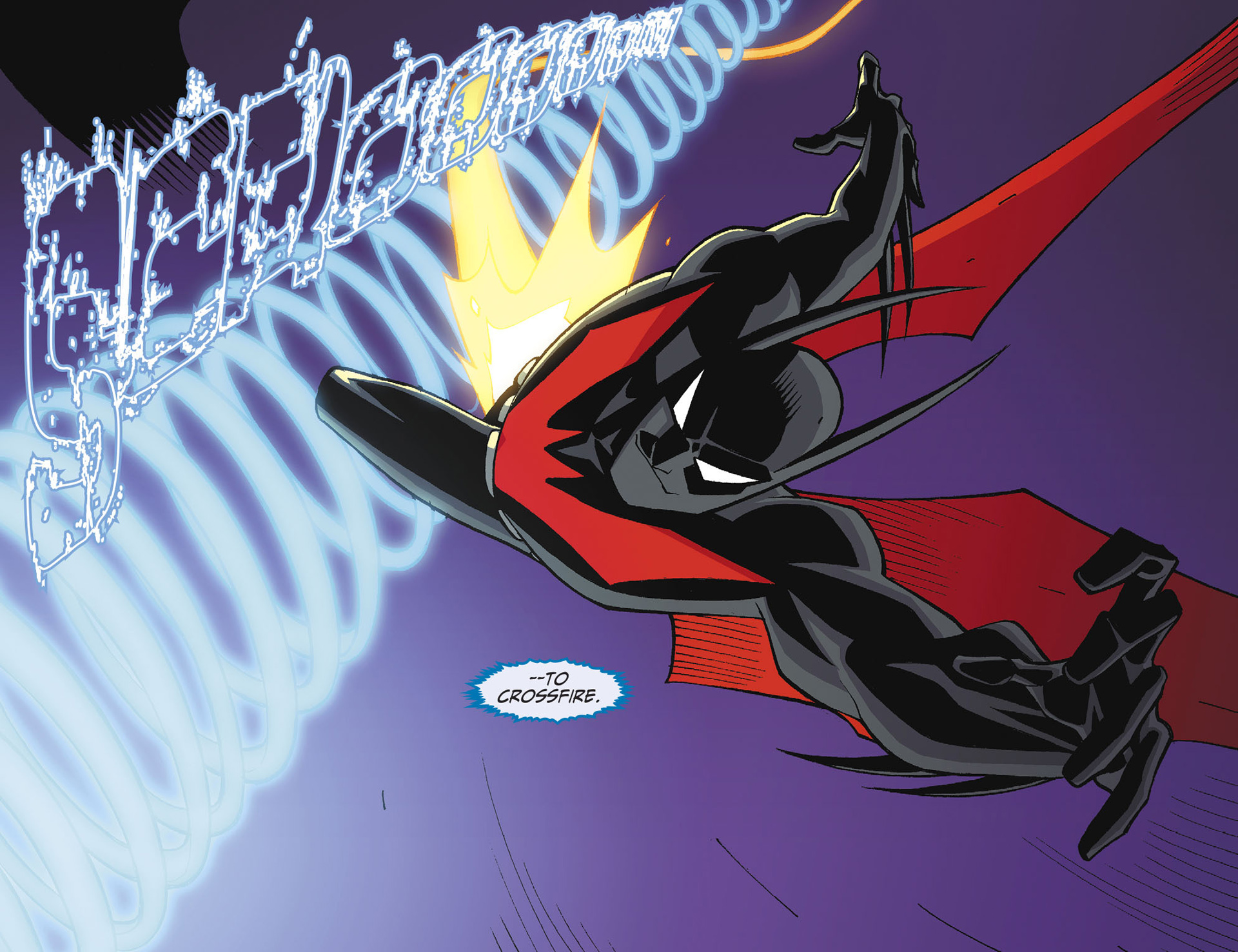 Batman Beyond 2.0 Issue #9 #9 - English 8