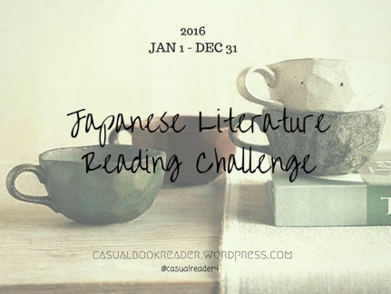 Japanese Literature Reading Challenge