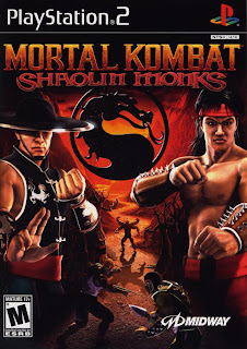 Cheat Mortal Kombat Shaolin Monks PS2 (Lengkap)