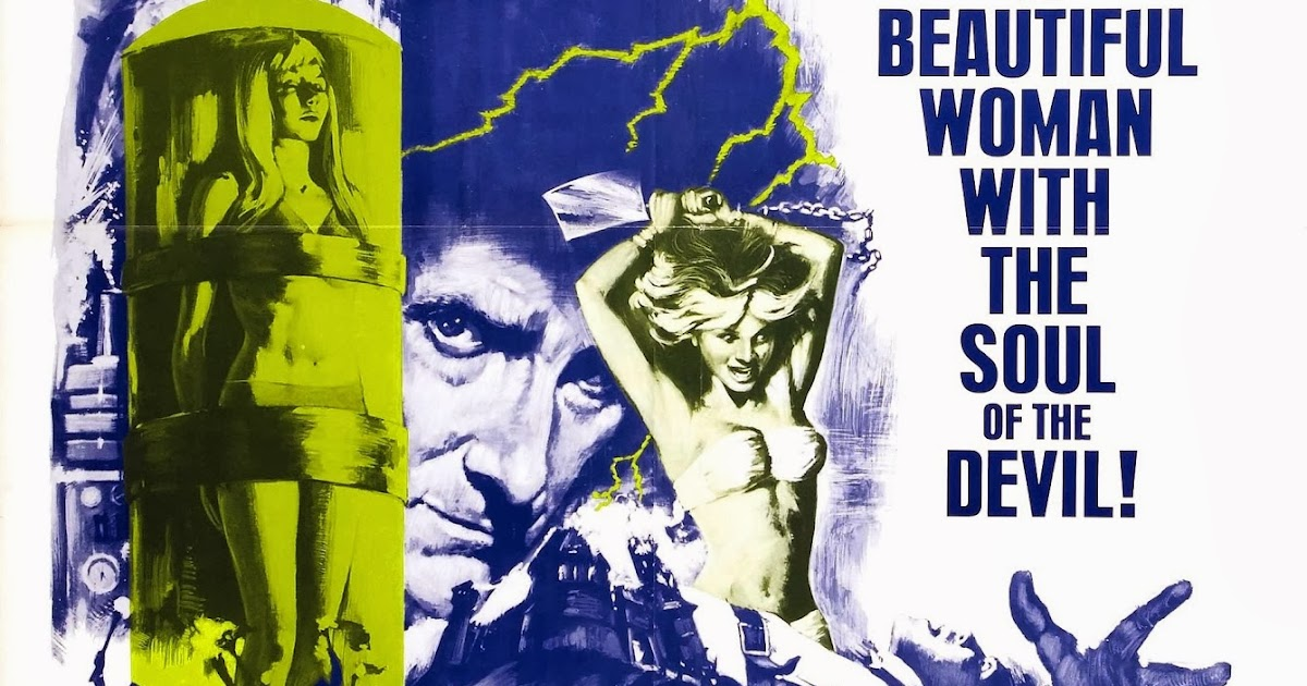 Frankenstein Created Woman Poster Sergio Leone and the I...