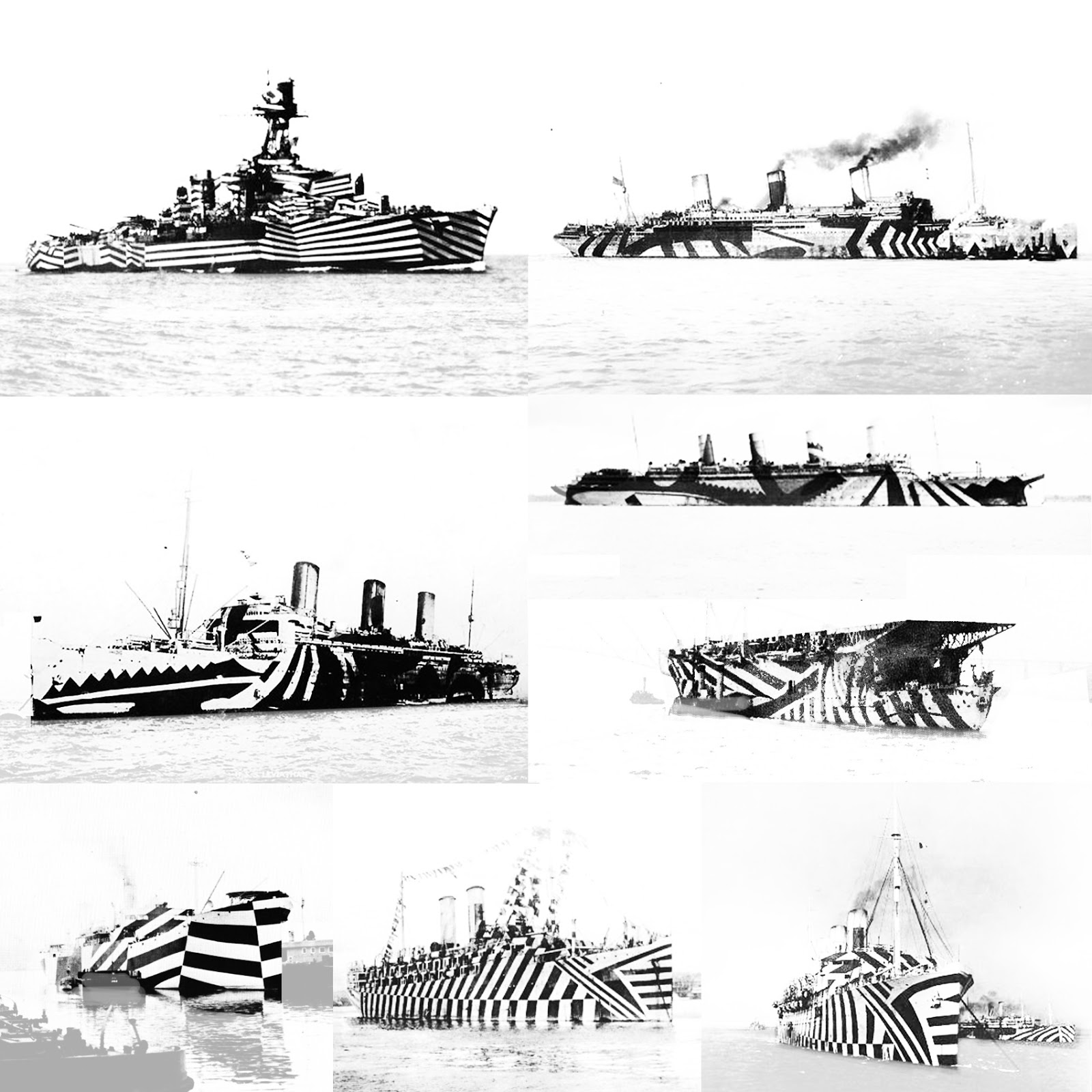segunda guerra mundial, fotos, barcos