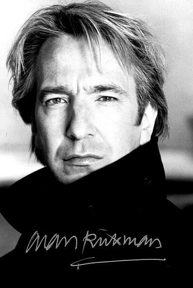 alan rickman wife. who#39;ll cheat on his wife?