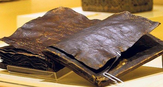 Bíblia de 1500 anos preocupa Vaticano - Evangelho de Barnabé