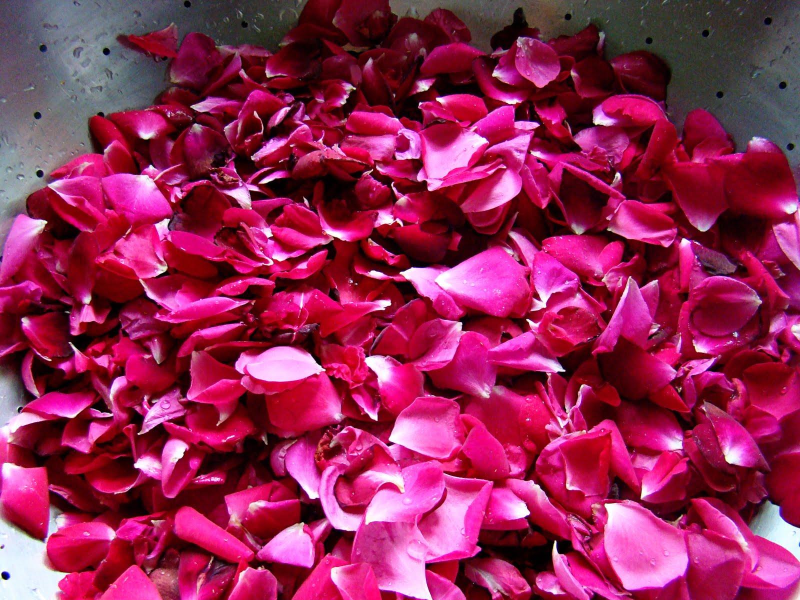 Rurification  Rose Petal Jam