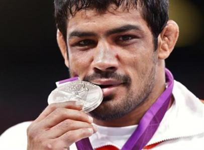 sushil kumar ear biting stomach upset controversy