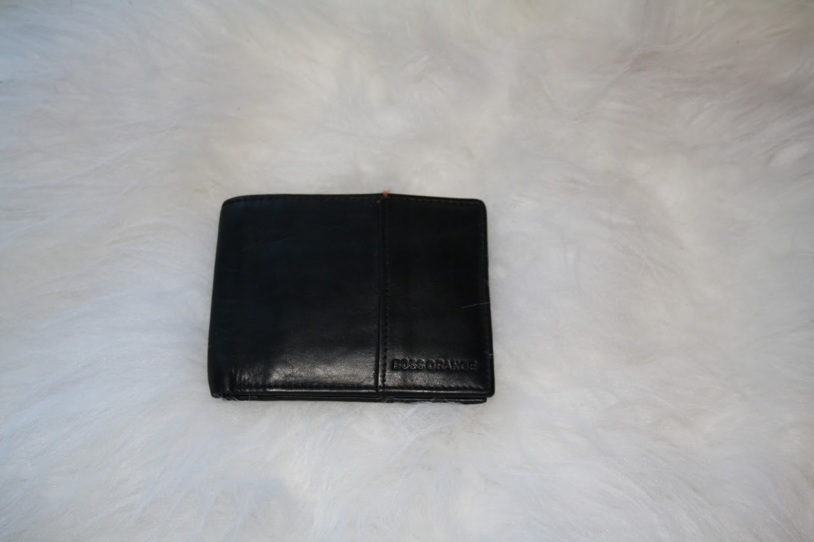 Beautykinguk: Christmas Gift Ideas for Him #6 - Hugo Boss Wallet