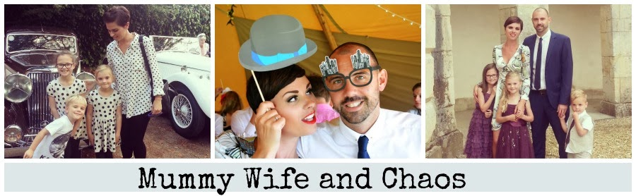 Mummy, Wife and Chaos