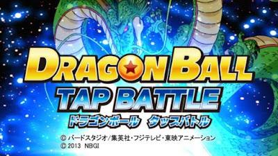 تحميل لعبة Dragon Ball Tap battle للأندرويد مجانا