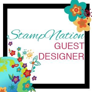 StampNation Guest Designer