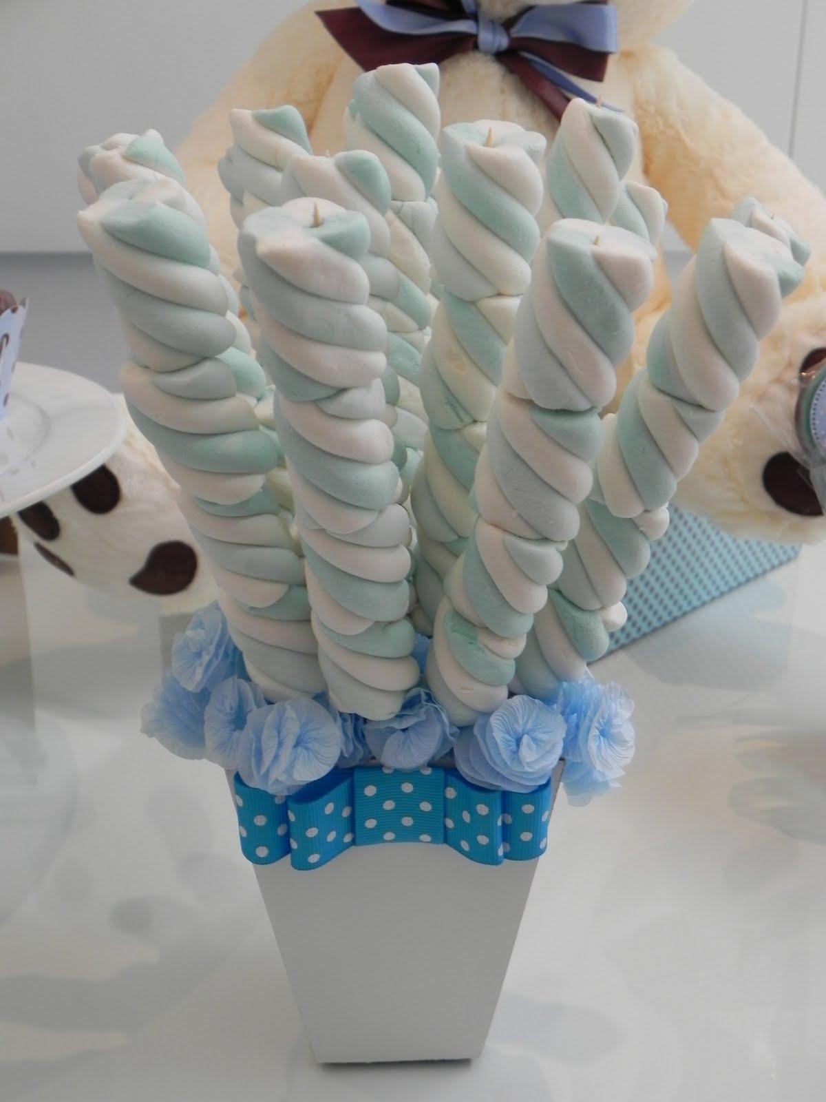 decoracao festa urso azul e marrom : decoracao festa urso azul e marrom:CLAKEKA: Festa Azul e Marrom Ursos