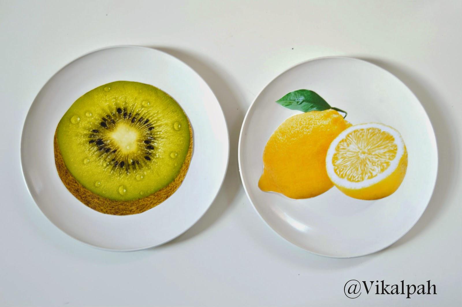 Vikalpah: DIY Decor plates for Kitchen