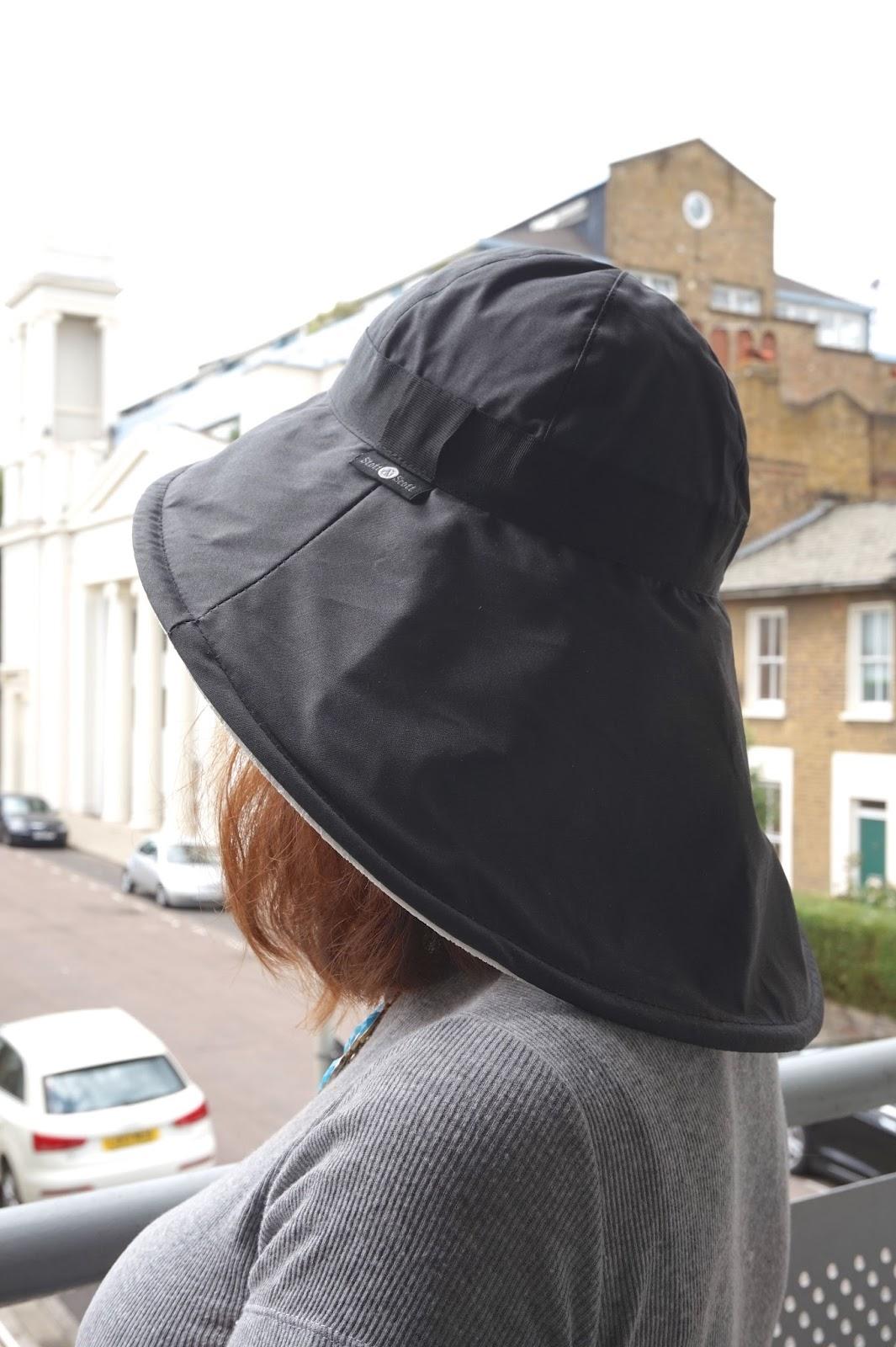 bec boop stott & scott wester hat