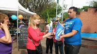 La Cámpora Escobar: Mesas de difusión y celebración día de la madre