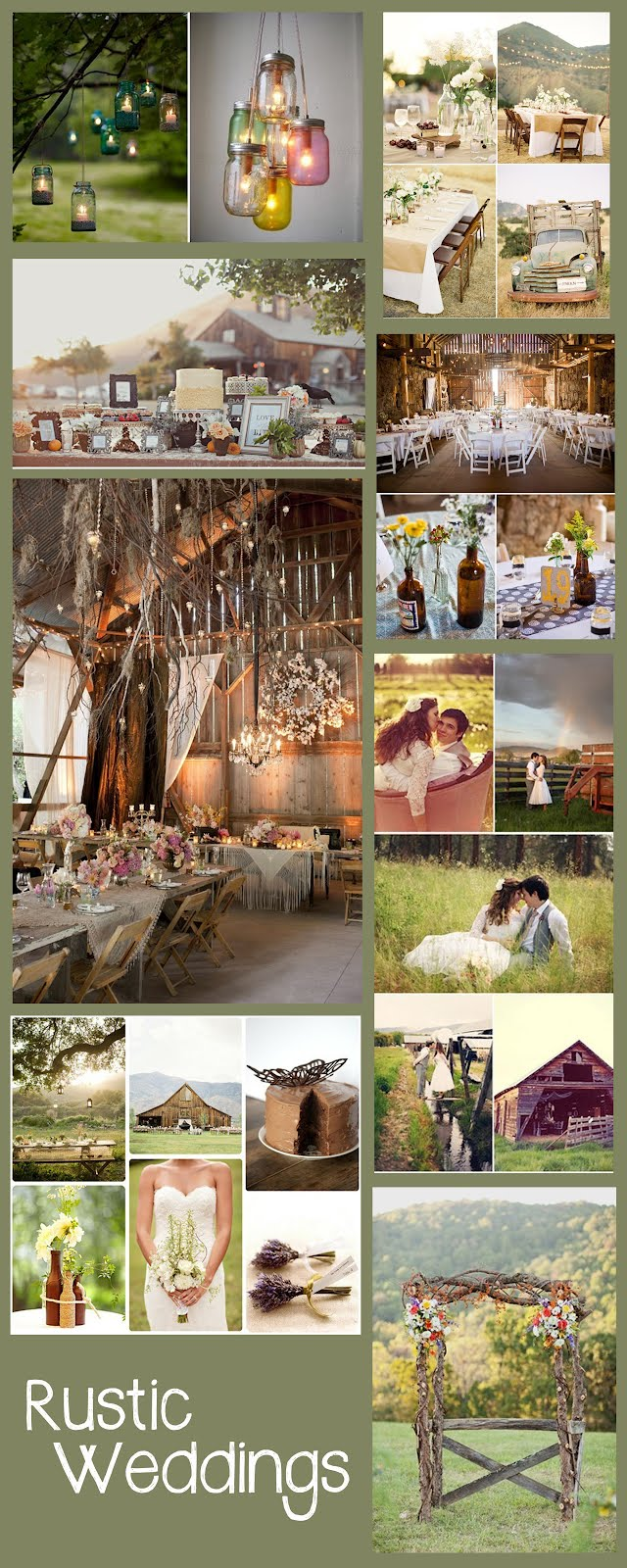 Rustic Barn Weddings  - Rustic Bwedding