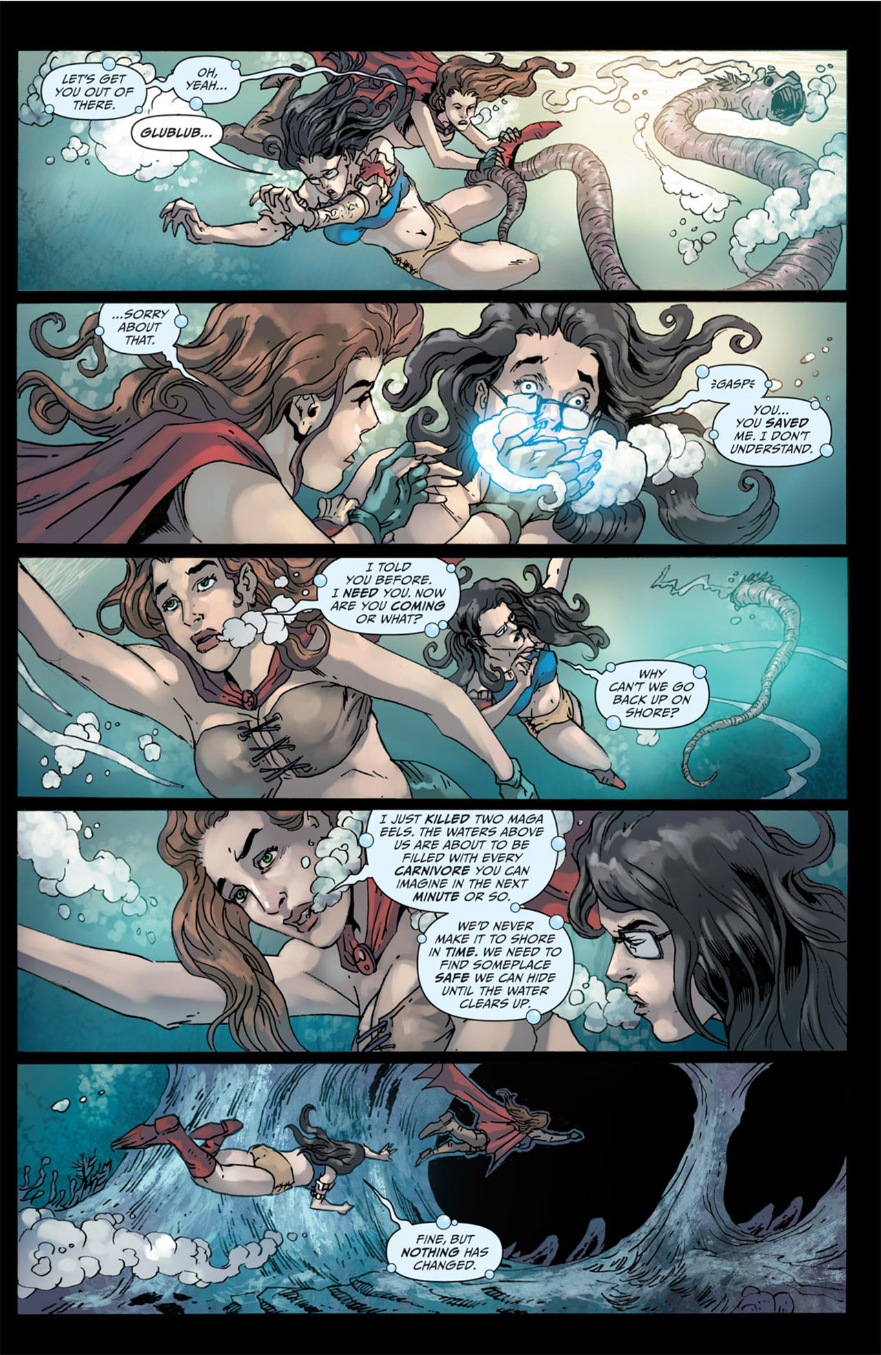 Grimm Fairy Tales (2005) Issue #63 #66 - English 12
