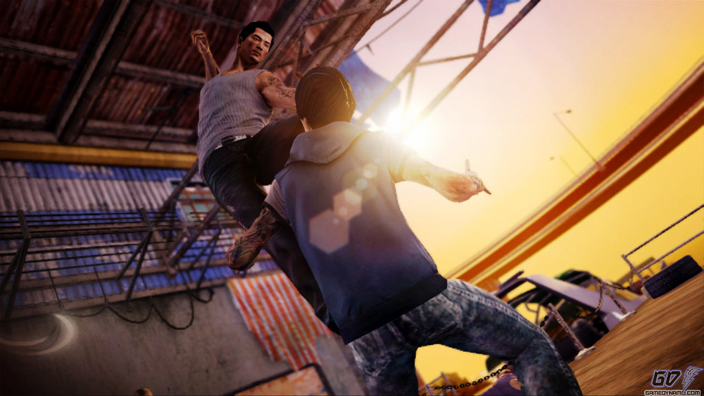 Sleeping Dogs Xbox  Review