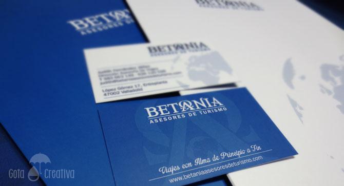 Betania Asesores de Turismo Gota Creativa