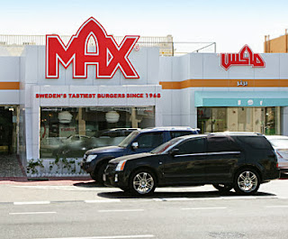 Max Burger claim to offer customers healthy alternatives to the traditional fast-food burger meal