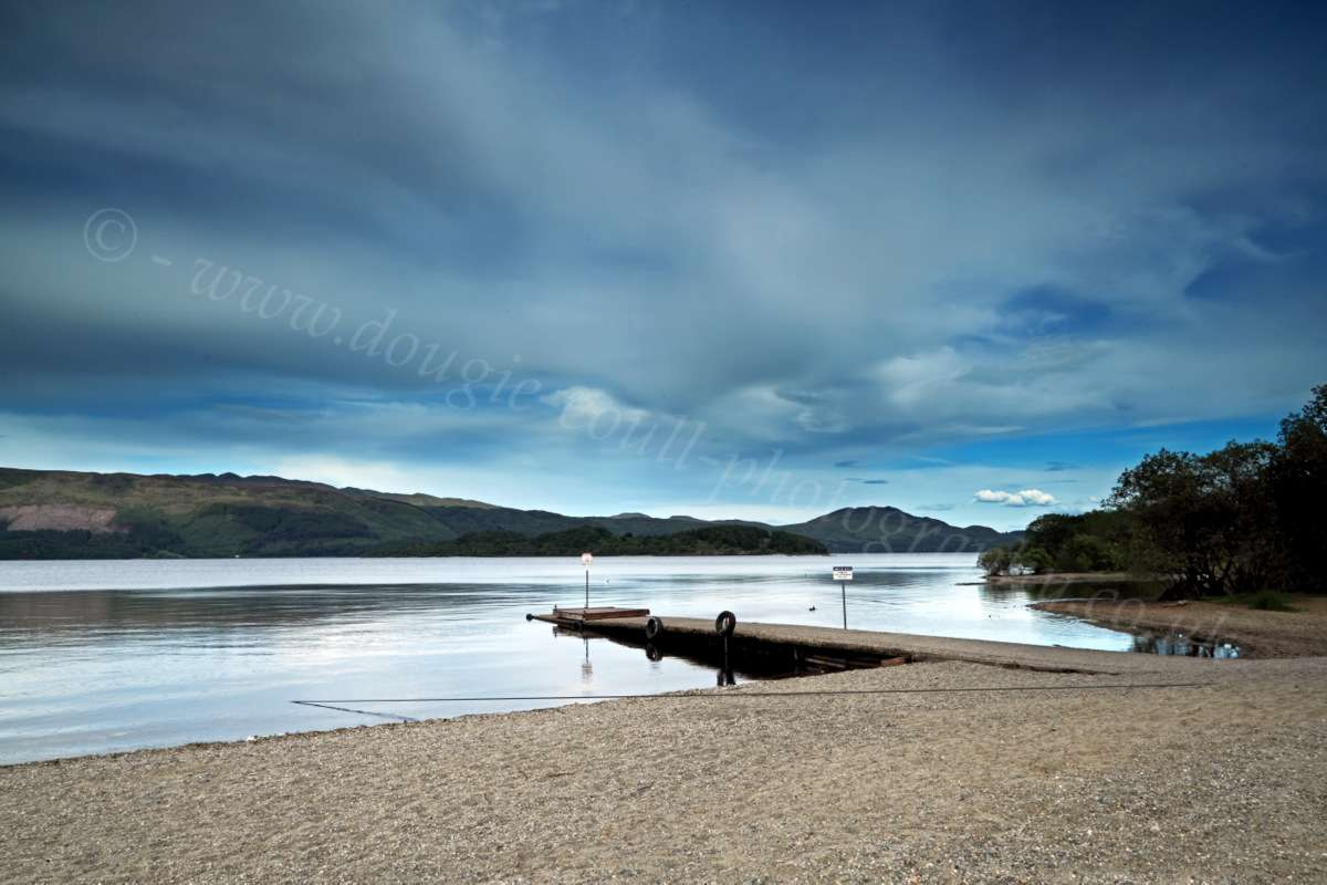 Dougie Coull Photography: Luss - Loch Lomond in Scotland