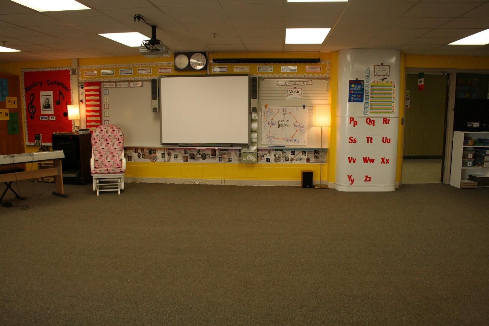 Music Classroom Design : Music classroom class layout
