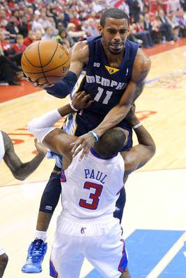 Clippers Grizzlies