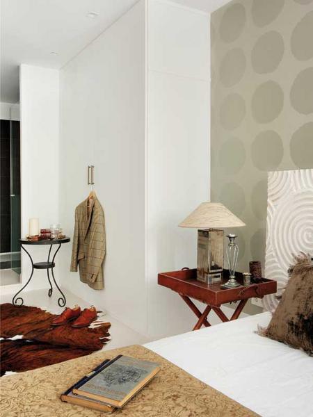 Un peque o apartamento small apartment - Casa diez cortinas ...