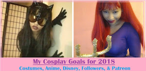 My Cosplay Goals for 2018 | Costumes, Anime, Followers, & Patreon