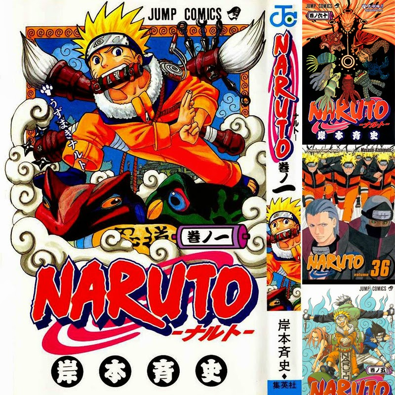 The Beginning After The End Manga: Jepinize: Naruto Manga To End On November After 15 Years