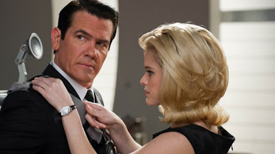 K and O in Men in black III josh brolin and alice eve MIB 3