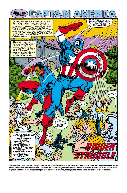 Captain America (1968) Issue #338 #267 - English 2