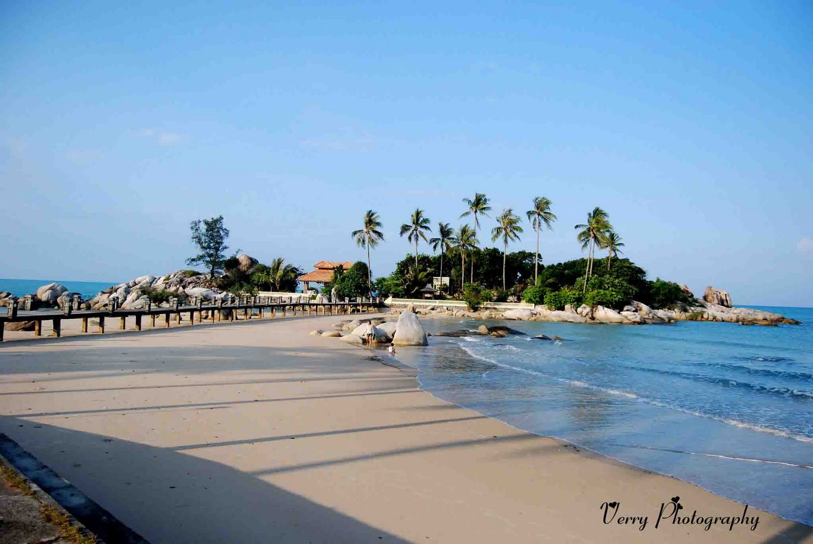 Belitung Indonesia  city pictures gallery : ... Pantai Tanjung Pesona, District Sungailiat, Bangka Belitung, Indonesia