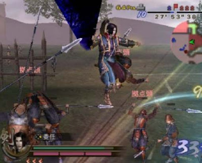 Free Download Games Samurai Warriors 2 Full Version For PC