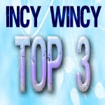 Top 3 at Incy Wincy Designs