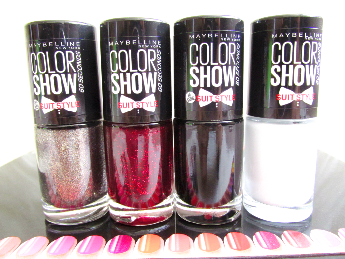Review: Maybelline Suit Style Limited Collection - 7ml - je 2.75 Euro