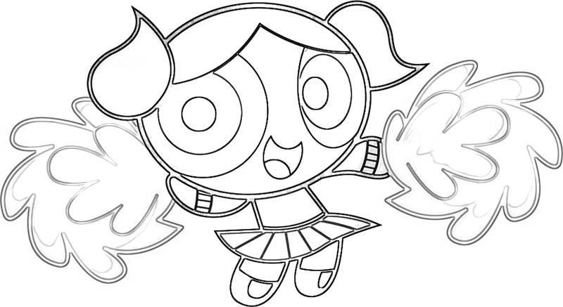 powerpuff girls coloring pages - Coloring Pages Powerpuff Girls