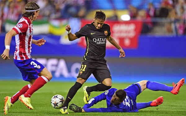 InfoDeportiva - REPETICION, ATLETICO MADRID VS FC BARCELONA, DIFERIDO, ONLINE, REPLAY, VIDEOS