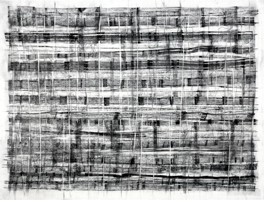Ensino Artes Visuais: Linha - exemplos de desenhos com