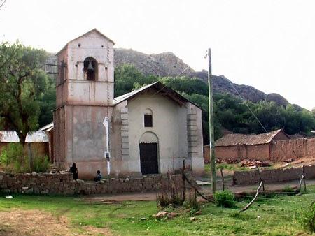 Ruta de turismo - Zona Este - Villazón Bolivia