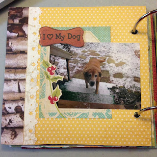 pet scrapbook