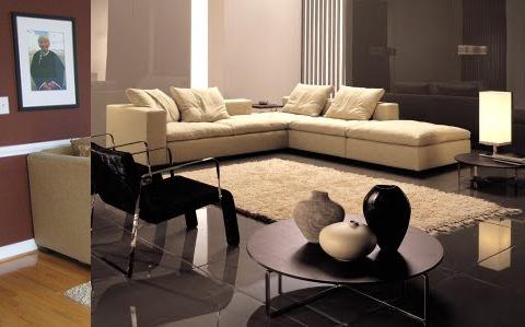 Muebles esquineros para aprovechar el espacio   casas ideas