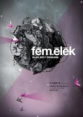 Fem.elek: mujer, arte y tecnología.