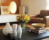 objetos decorativos para complementar sua sala