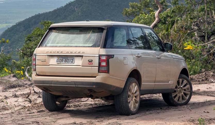 Utilit 193 Rio Premium Do Ano Autoesporte 2014 Range Rover