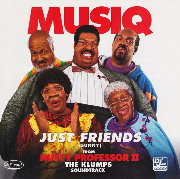 Musiq – Just Friends (Sunny)