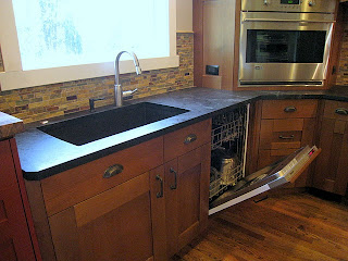 Countertop Materials Heat Resistant : Concrete: Heat resistant, and if properly sealed; verydurable. This ...
