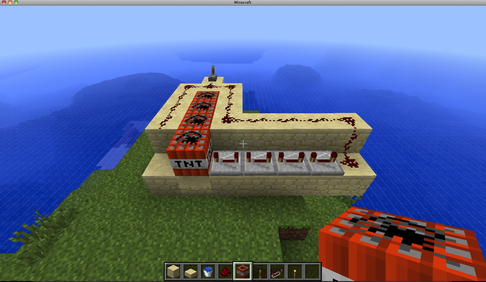 Cool things in minecraft for What to do to build a house