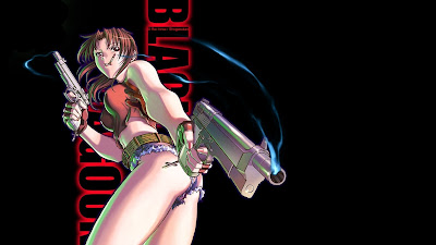 Black Lagoon Wallpaper Revy 1366x768